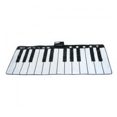 Best Black&White Gigantic Keyboard Playmat AOM8825 For Sale