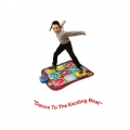 Numbers Dancing Challenge Playmat AOM8811